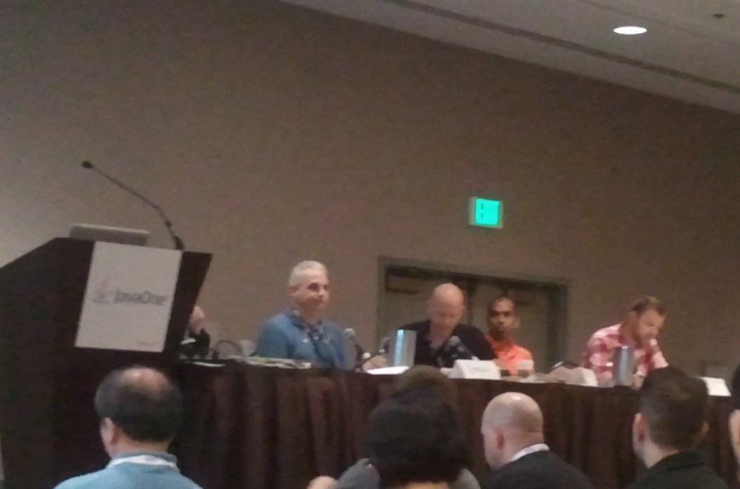 Spring vs JavaEE – Updates from the Java EE and Spring Framework Panel Discussion at JavaOne