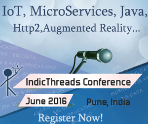 IndicThreads Conference 2016